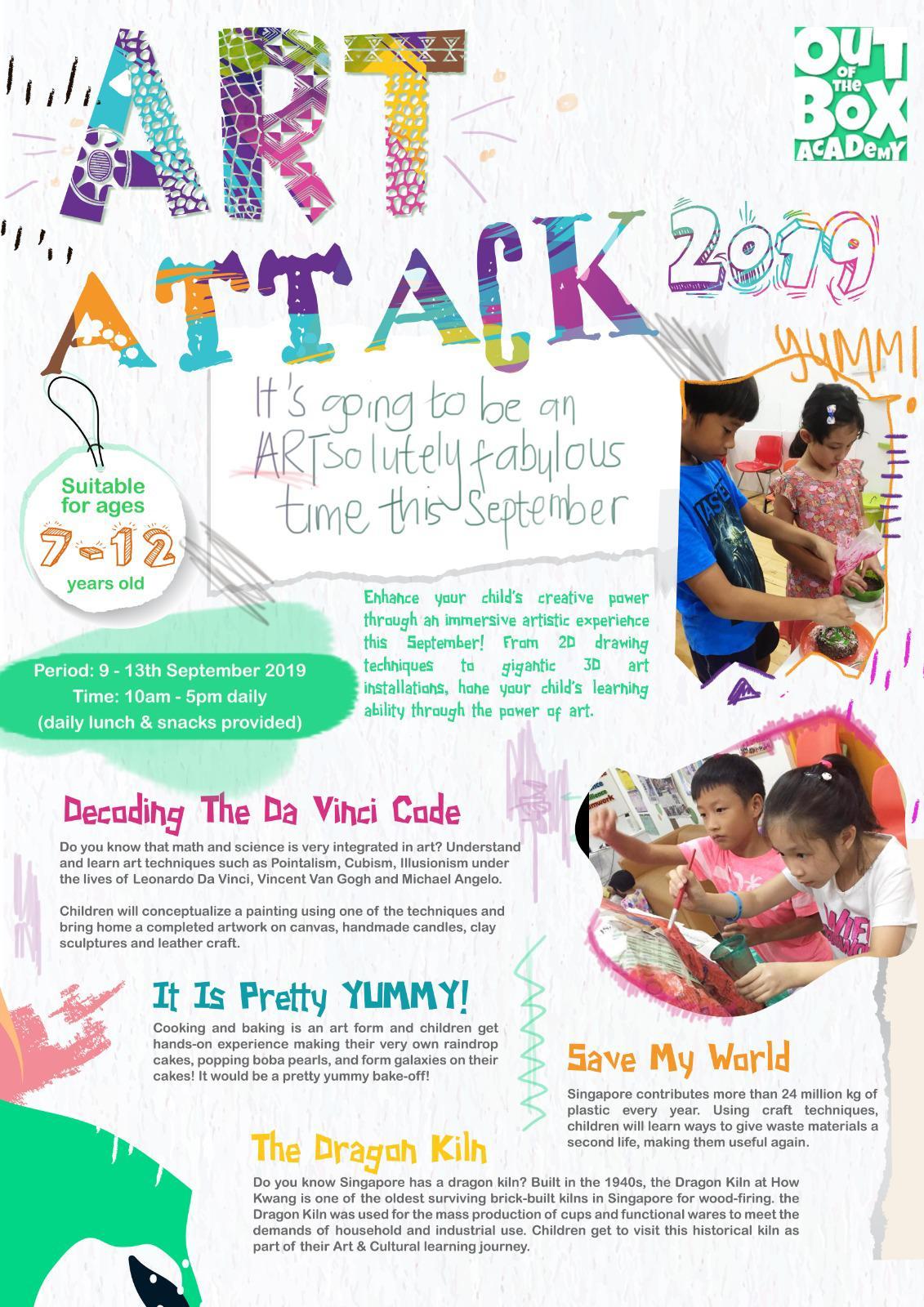 Art Attack 2019